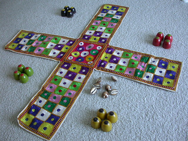 Chopat an ancient board game