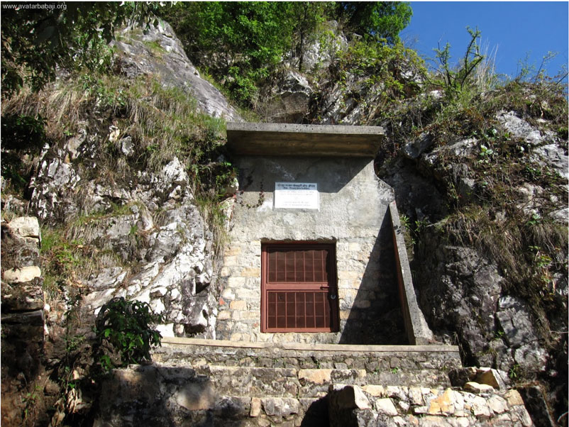 Babaji Cave