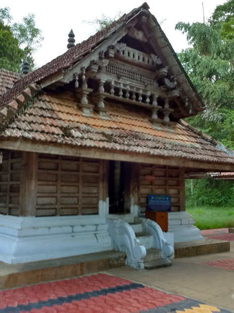 Pulippully temple