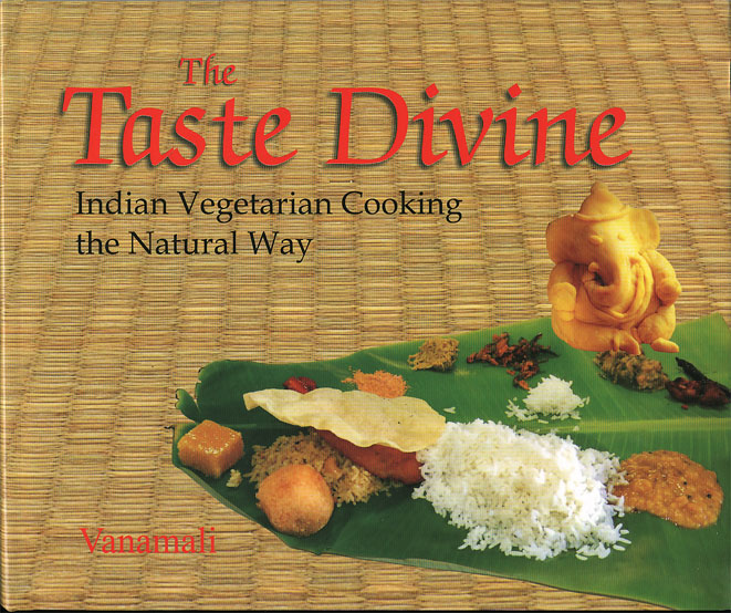 Taste Divine Sattvic Cookbook